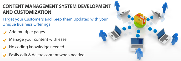 content management system, content management system development service in india, custom content management system, customized content management system in india, content management system development andcustomization in india, Web Content Management System Development in india, Enterprise Content Management System Development in india, CMS Development for B2B and B2C portals, CMS Systems for eCommerce solutions